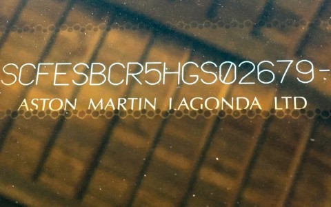 Aston Martin V12 Vantage S coupé  SCFESBCR5HGS02679
