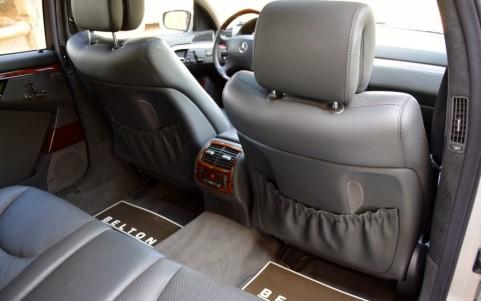 Mercedes S600 5.5 V12 500cv