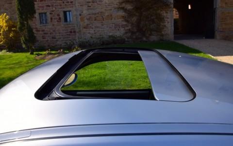 Porsche 996 Turbo 3.6 420cv Toit ouvrant entrebâillant et coulissant électrique