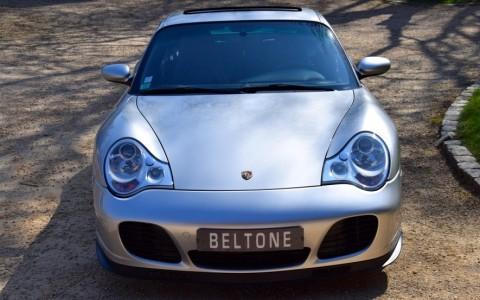 Porsche 996 Turbo 3.6 420cv Projecteurs bi-xénon avec lave-phares