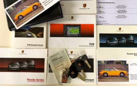 Porsche 996 Carrera 3.6 320cv Véhicule ayant bénéficié d'un entretien suivi avec justificatifs.