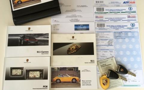 Porsche 997 Carrera S PDK 3.8 385cv Véhicule ayant bénéficié d'un entretien régulier, avec justificatifs.