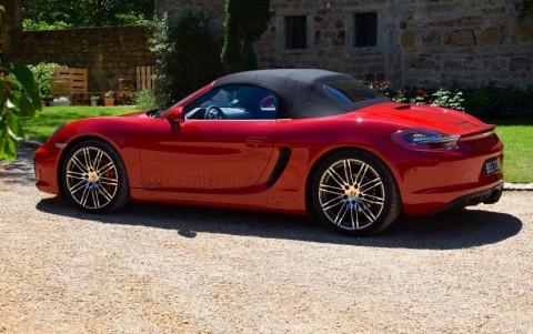 Porsche Boxster GTS PDK