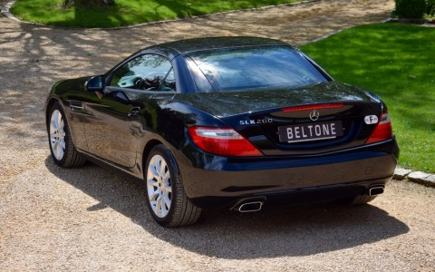 Mercedes SLK 200 BlueEfficiency 184cv
