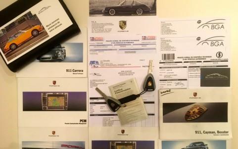 Porsche 997 Carrera S 3.8 355cv Véhicule ayant bénéficié d'un entretien régulier, avec justificatifs.