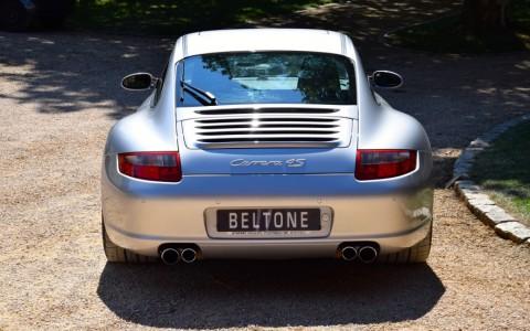 Porsche 997 Carrera 4S 3.8 355cv 635 : Assistance Parking Arrière