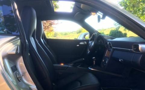Porsche 997 Carrera 4S 3.8 355cv 650 : Toit ouvrant entrebaillant et coulissant électrique