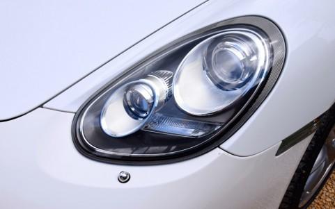 Porsche Boxster S 3.4 310cv PDK 603 / 288 : Phares bi-xénon directionnels (P75) avec lave-phares