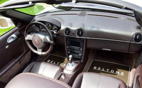 Porsche Boxster S 3.4 310cv PDK 981 / 983 / 991 : Sellerie cuir étendue (ITC)