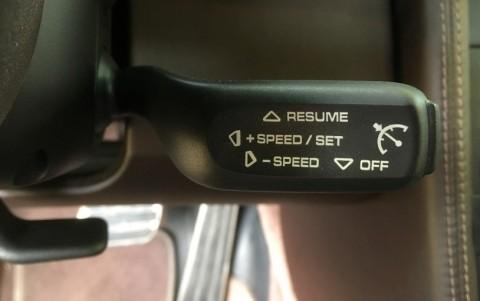 Porsche Boxster S 3.4 310cv PDK 454 : Régulateur de vitesse