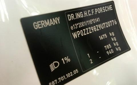 Porsche Boxster S 3.4 310cv PDK WP0ZZZ98Z9U720776