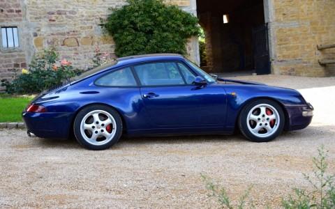 Porsche 993 Carrera 3.6 272cv