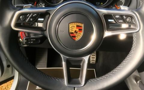 Porsche Cayenne GTS 3.6 440cv 2ZH : Volant chauffant