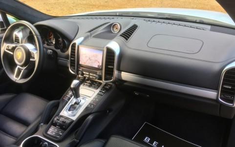 Porsche Cayenne GTS 3.6 440cv VK : Intérieur tout cuir Noir