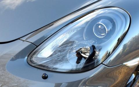 Porsche Cayman GTS PDK Phares bi-Xénon directionnels PDLS à fond noir