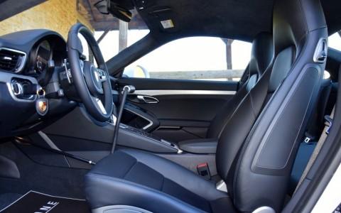 Porsche 991 Carrera PDK 3.0 370cv Véhicule équipé pour conducteur handicapé. Cet équipement va être retiré pour la vente.