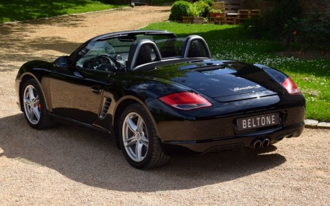 Porsche Boxster S 3.4 310cv PDK 551 : Filet anti-remous