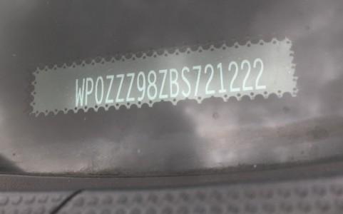 Porsche Boxster S 3.4 310cv PDK WP0ZZZ98ZBS721222