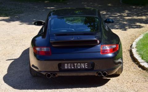 Porsche 997 Carrera S 3.8 355cv Noir Basalte métallisé (LC9Z)