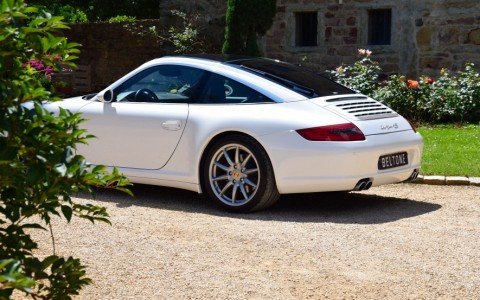Porsche 997 Targa 4S 3.8 355cv