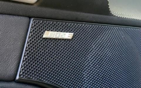 Porsche 997 Targa 4S 3.8 355cv 680 : Système de son Bose (325W - 12 HP)