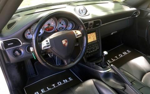 Porsche 997 Targa 4S 3.8 355cv 936 / 981 / 983 : Intérieur tout cuir (ITC)
