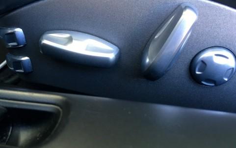 Porsche 997 Targa 4S 3.8 355cv 377 / 378 / 537 : Sièges Sport adaptatifs à l'avant avec 16 réglages électriques à mémoire