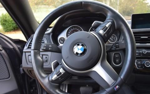 Bmw 440i xDrive 360cv Boite de vitesses automatique Sport avec palettes au volant