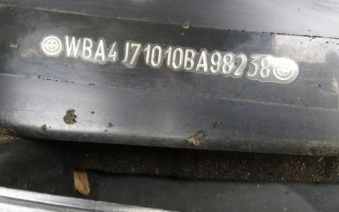 Bmw 440i xDrive 360cv WBA4J71010BA98238