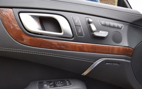 Mercedes-Benz SL 500 Executive 455cv Sièges à mémoire