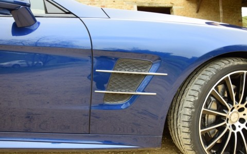 Mercedes-Benz SL 500 Executive 455cv