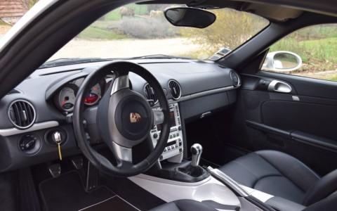 Porsche Cayman 987 2.7 245cv Garnissage cuir étendu