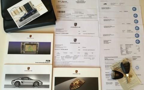 Porsche Cayman 987 2.7 245cv Véhicule ayant bénéficié d'un entretien régulier, avec justificatifs