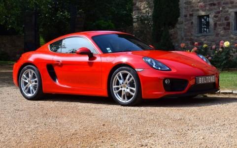 Porsche Cayman 2.7 275cv PDK Vous habitez loin de Lyon ? Nous venons vous chercher à la gare ou à l'aéroport.