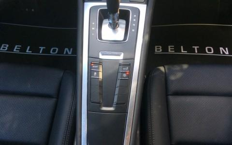Porsche Cayman 2.7 275cv PDK Mode Sport modifiant la programmation de la boite PDK.