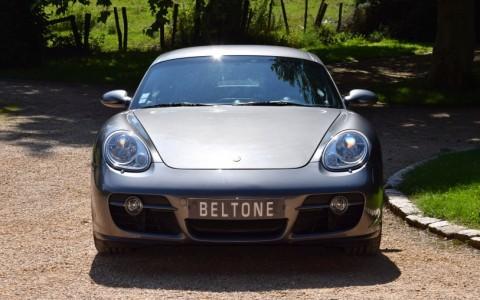 Porsche Cayman 987 2.7 245cv 601 / 288 : Projecteurs bi-Xénon (P74) / Lave phares (P74)